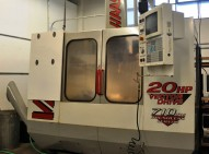 New HAAS CNC Mill